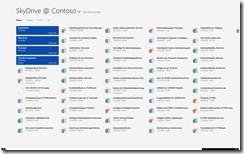 Skydrive Pro für Windows 8 und iOS - nur für den Cloud-Zugriff