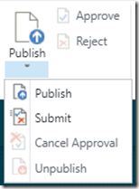 SharePoint Review and Edit Process