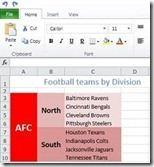 Excel Web App mit Zellen verbinden und Autofit