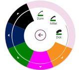 OneNote MX -Update bring neues Radialmenü mit farbigen Stiften