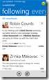 Sharepoint Newsfeed App