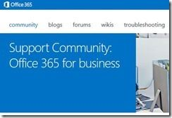 Microsoft Office 365 Community