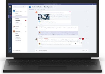 Microsoft Teams - Chat in Office 365