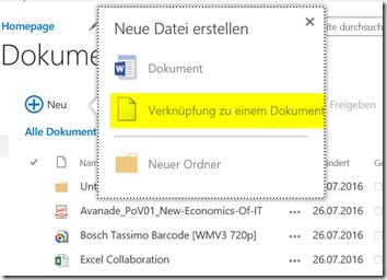 Anleitung So aktiviert man Links in SharePoint Dokumentenbibliotheken (5)