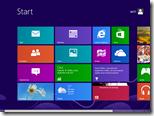 Windows 8 Metro Startbildschirm
