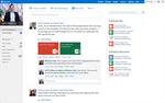So soll die Integration von Yammer mit Office 365 und den Web Apps im Herbst aussehen