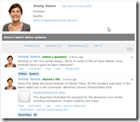 SnapWorkSocial - Profile