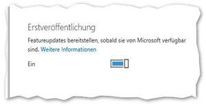 Office 365 - Erstveröffentlichung