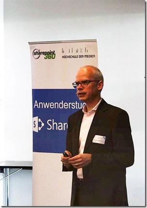 Wolfgang Jastrowski vom Rückversicherer Swiss Re