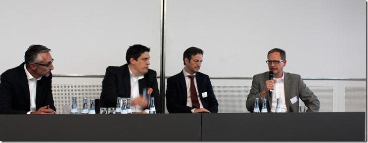 Martin Gubo, Christoph Marti, Thomas Roth, Wolfgang Miedl