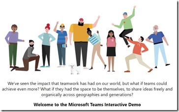 Interaktive Teams-Demo