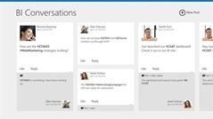 Sharepoint 2013 Newsfeed-App für Windows 8