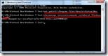 Virtual Box_CMD.EXE sethduuid