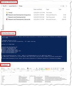 Filechecker.exe - File and Folder Considerations with OneDrive for Business