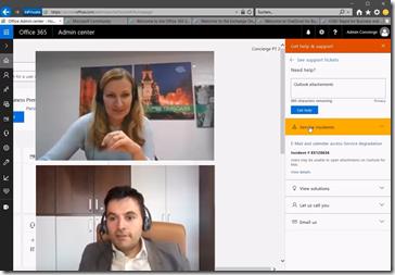 Experteninterview Office 365 Support mit Manuela Rusu-Hack von Microsoft